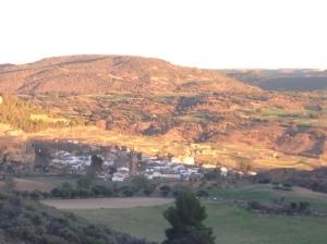 Castillejo desde La Calera