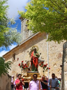 Procesión San Bartolomé